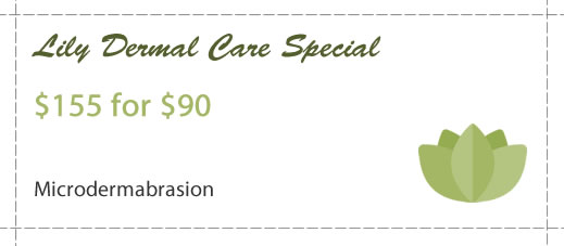 Microdermabrasion Special